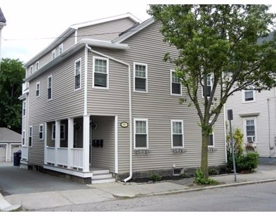 40 Essex Street UNIT 1, Salem, MA 01970 - MLS#: 72345608