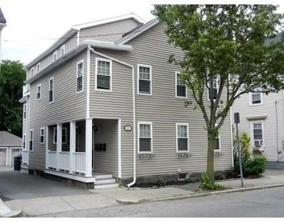 40 Essex Street UNIT 1, Salem, MA 01970 - MLS#: 72345608