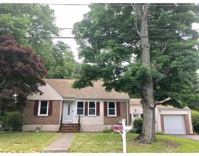 47 Johnson St, North Attleboro, MA 02760 - MLS#: 72345639