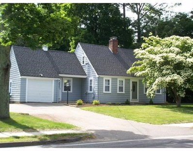 253 Turnpike St, Easton, MA 02375 - MLS#: 72345652