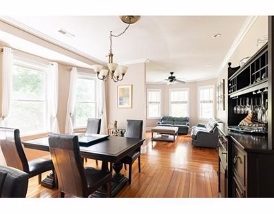 566 Heath St UNIT 2, Brookline, MA 02467 - MLS#: 72345733