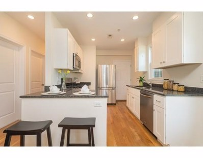 60 Seymour Street UNIT 3, Boston, MA 02131 - MLS#: 72345799