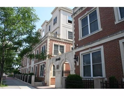 2440 Massachusetts Ave UNIT 30, Cambridge, MA 02140 - MLS#: 72345877