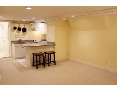 30 Dartmouth St UNIT 1, Boston, MA 02116 - MLS#: 72345896