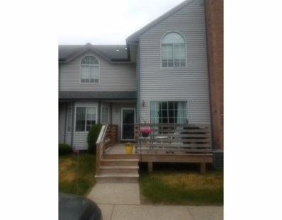 104 Johnson Road UNIT 105, Chicopee, MA 01022 - MLS#: 72345993