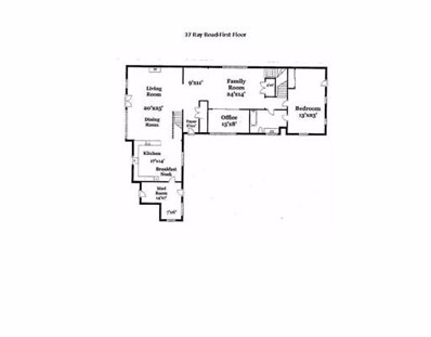 37 Ray Road, Wrentham, MA 02093 - MLS#: 72346172