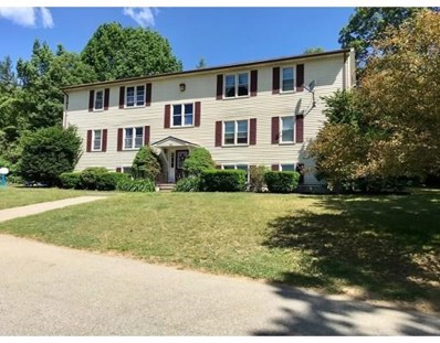 236 Burlingame Rd UNIT F, Charlton, MA 01507 - MLS#: 72346479