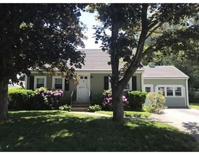 41 Crowell Street, Haverhill, MA 01830 - MLS#: 72346485