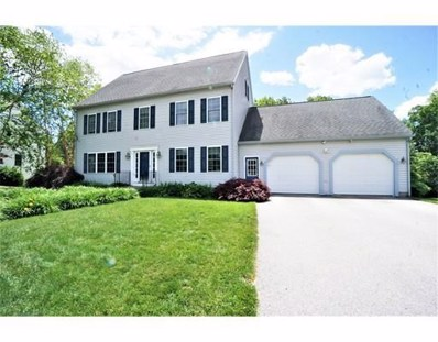 24 Blackthorn Dr, Worcester, MA 01609 - MLS#: 72346521