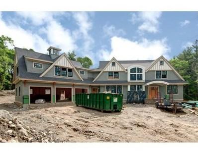 107 Concord Rd, Weston, MA 02493 - MLS#: 72346787