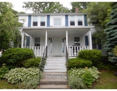 54 Kelly St, Taunton, MA 02780 - MLS#: 72346883