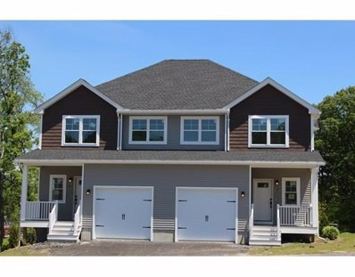 8 Eagles Nest UNIT 18, Clinton, MA 01510 - MLS#: 72346996
