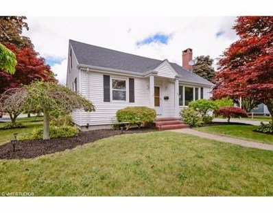 1039 Monmouth St, New Bedford, MA 02745 - MLS#: 72347078