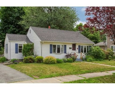 43 Lawnwood Ave, Longmeadow, MA 01106 - MLS#: 72347268