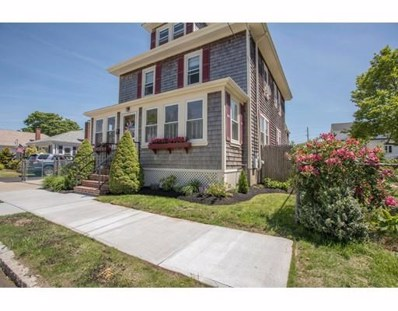 224 Carroll St, New Bedford, MA 02740 - MLS#: 72347490