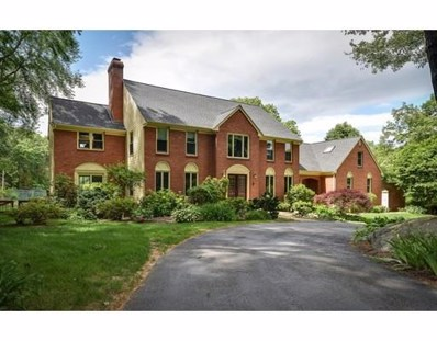 8 Partridge Hill Rd, Dover, MA 02030 - MLS#: 72347525