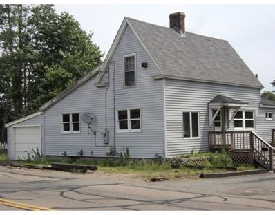 1099 Bay St, Taunton, MA 02780 - MLS#: 72348016