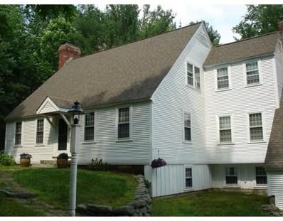 13 Scott Road, Harvard, MA 01451 - #: 72348196