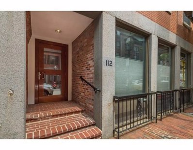 112 Fulton St UNIT 1C, Boston, MA 02109 - MLS#: 72348489