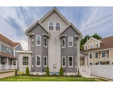 7 Village St UNIT 1, Reading, MA 01867 - MLS#: 72348571
