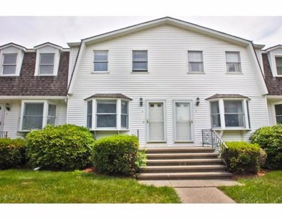 100 East 6TH St UNIT 4, Dracut, MA 01826 - MLS#: 72348666