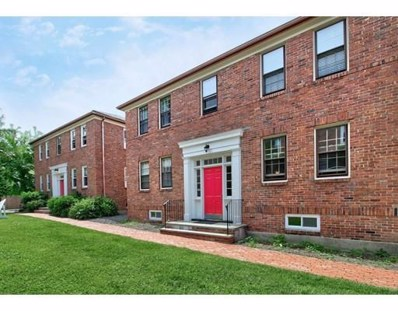 3 Garden Court UNIT 1, Cambridge, MA 02138 - MLS#: 72348746