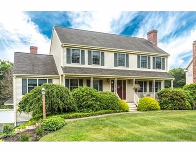 121 Quail Creek Rd, North Attleboro, MA 02760 - MLS#: 72348822