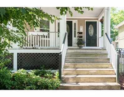 11 Priscilla Rd UNIT 3, Boston, MA 02135 - MLS#: 72348930
