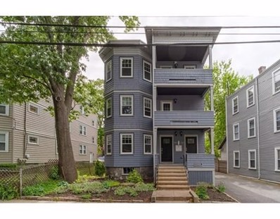 300-302 Chestnut Avenue UNIT 2, Boston, MA 02130 - MLS#: 72349025