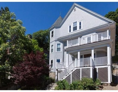 295 Tappan St UNIT 3, Brookline, MA 02445 - MLS#: 72349052