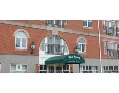 11 Church Street UNIT 601, Salem, MA 01970 - MLS#: 72349147