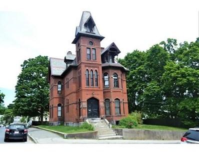 8 Claremont St UNIT 2B, Worcester, MA 01610 - MLS#: 72349205