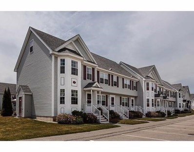 12 Merrimac Way UNIT A, Tyngsborough, MA 01879 - MLS#: 72349234