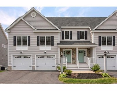 5 Commodore Way UNIT 3, Westford, MA 01886 - MLS#: 72349263