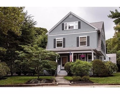 1 Woodside Road, Winchester, MA 01890 - MLS#: 72349385