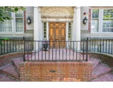 246 Brattle St UNIT 32, Cambridge, MA 02138 - MLS#: 72349641