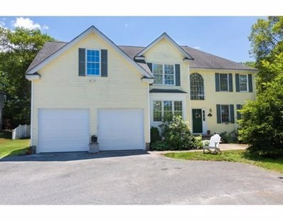16 Tea Party Lane, Holliston, MA 01746 - MLS#: 72349953