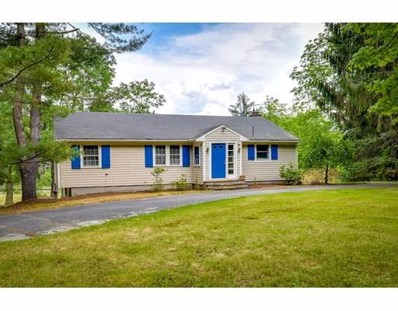 5 Pleasant St, Sherborn, MA 01770 - MLS#: 72350008