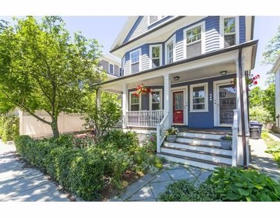 481 Huron Ave UNIT 481, Cambridge, MA 02138 - MLS#: 72350190