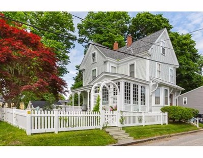 32 Collins St, Newburyport, MA 01950 - MLS#: 72350202