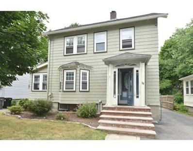 38 Burdette Ave, Framingham, MA 01702 - MLS#: 72350351