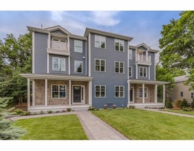 9A Meadow Street UNIT 1, Natick, MA 01760 - MLS#: 72350585