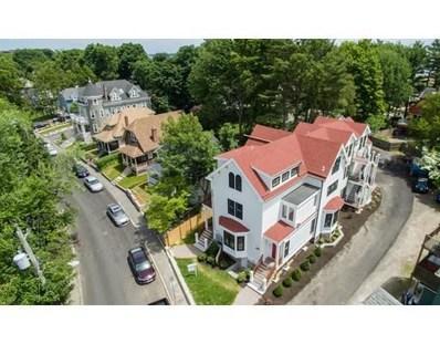 186A Grampian Way UNIT 3, Boston, MA 02125 - MLS#: 72350717