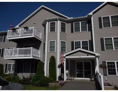 25 Greenleaves UNIT 520, Amherst, MA 01002 - MLS#: 72350720