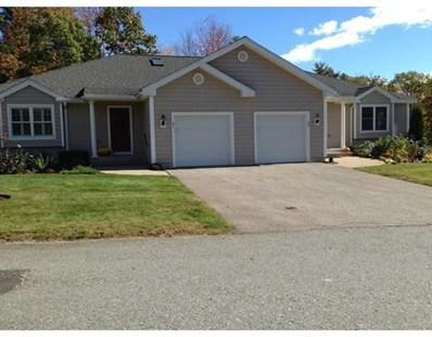 34 Village Road UNIT 0, Paxton, MA 01612 - MLS#: 72350798