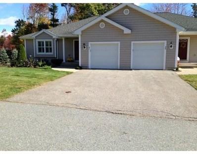 36 Village Road UNIT 0, Paxton, MA 01612 - MLS#: 72350799