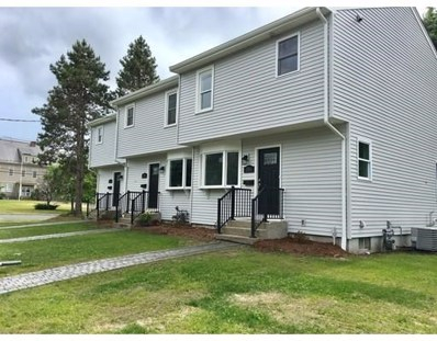294 Howard Street UNIT B, Rockland, MA 02370 - MLS#: 72350831