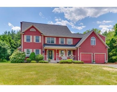 9 Blueberry Ln, Northborough, MA 01532 - MLS#: 72351025