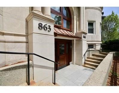 863 Massachusetts Ave UNIT 17, Cambridge, MA 02139 - MLS#: 72351098