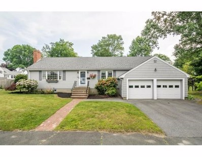 12 Cumberland Road, Reading, MA 01867 - MLS#: 72351138